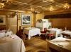 Bianco di Merluzzo, Essenza di Rapa Rossa Affumicata e Orzo Soffiato