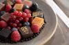 Stravaganza di fegatini in un vaso di fiori